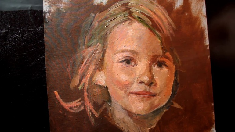Как сохранить яркость красок портрета в течение долгих лет
