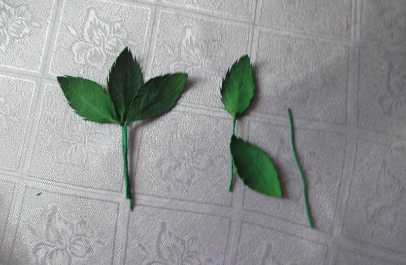 Мастер-класс роза из зефирного фоамирана, фото пошаговое