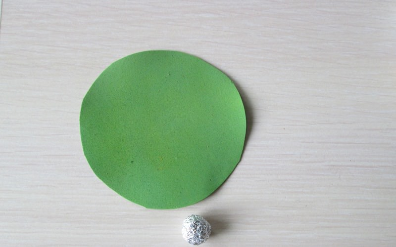 Мастер-класс: мак из фоамирана, фото пошаговое