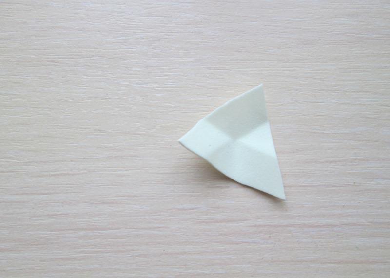Лилия из фоамирана, фото пошаговое