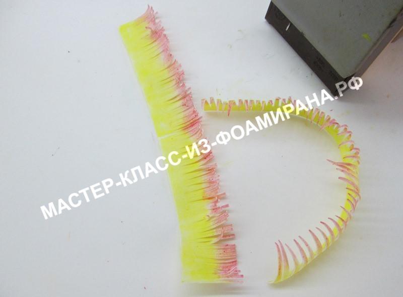 Водяная лилия из фоамирана: мастер-класс своими руками, фото