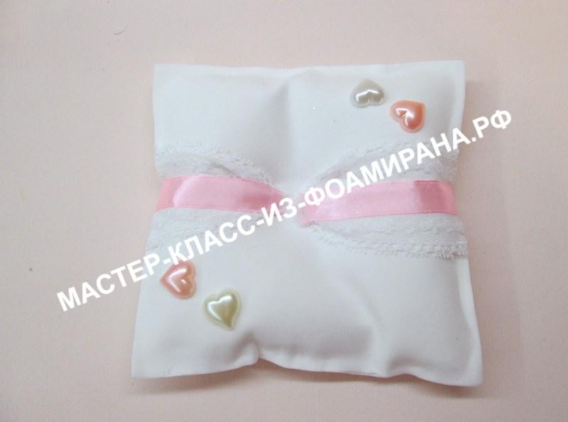 украшение подушки