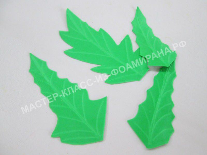 подготовка листьев одуванчика
