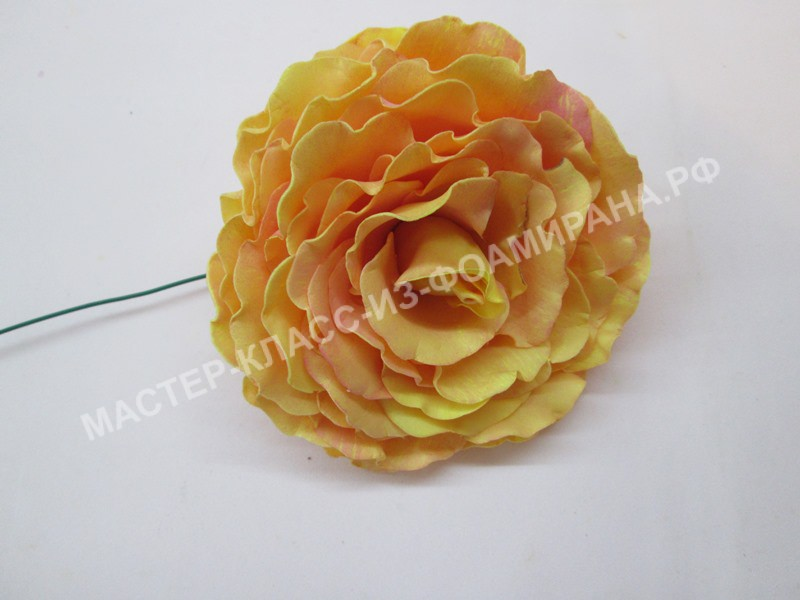 сборка розы