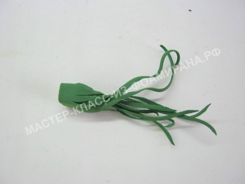формирование зелени