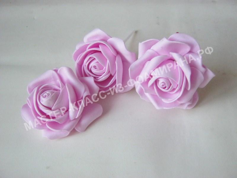 сборка роз