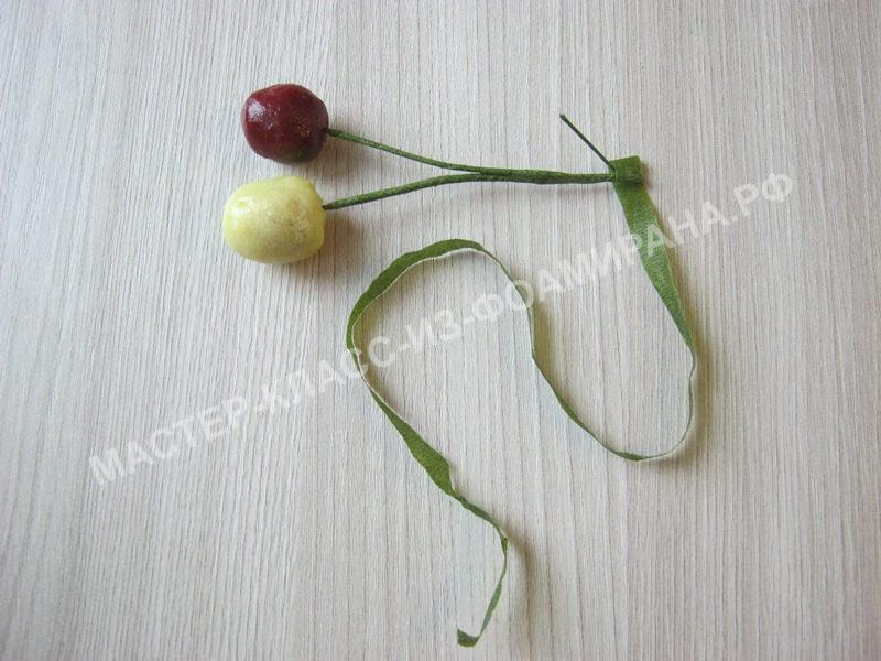 соединение ягодок