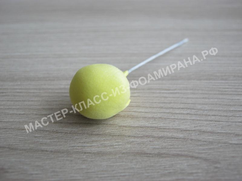 обработка шарика