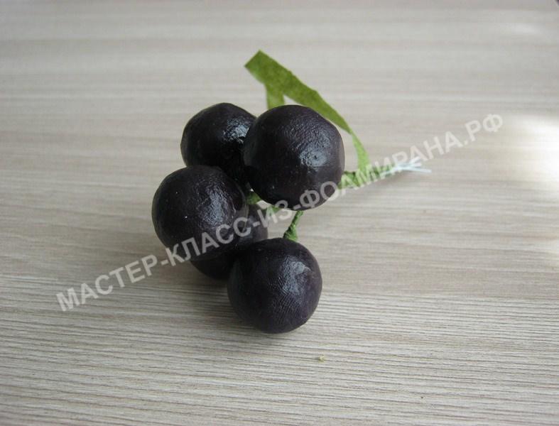 сборка грозди