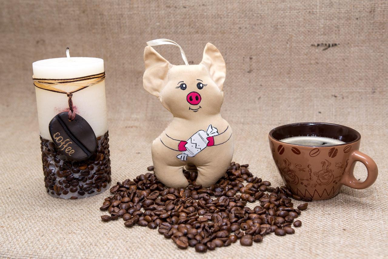 Кофейные игрушки делаем сами
