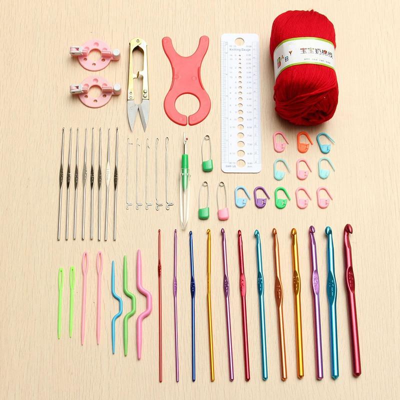 Главные навыки вязания и инструменты