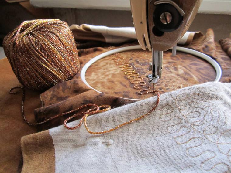 Машинная и ручная вышивка: плюсы и минусы