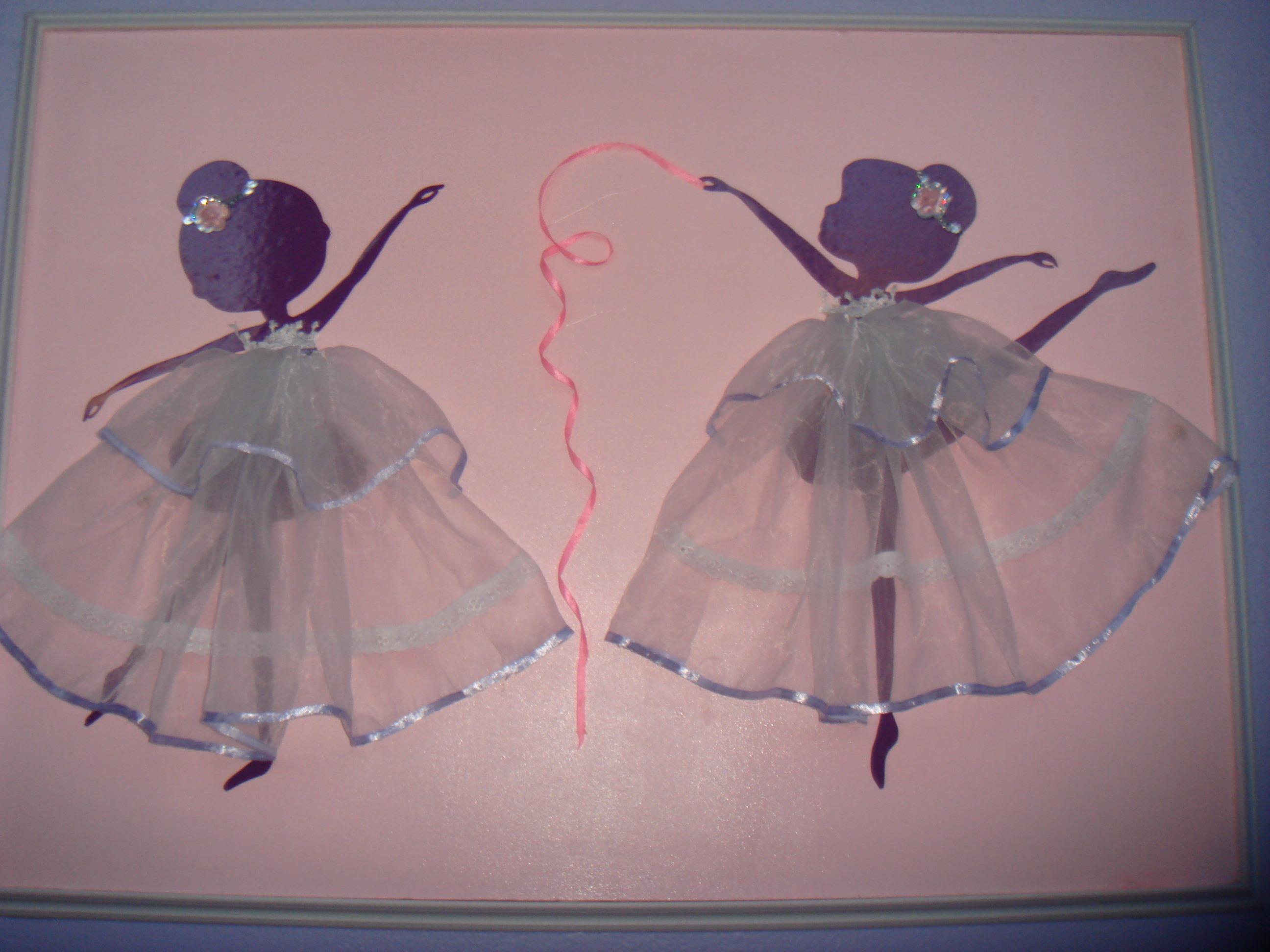 Балеринки своими руками