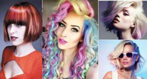 Тест: Ваш идеальный цвет волос