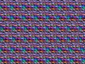 Тест: Попробуйте расфокусировать свое зрение