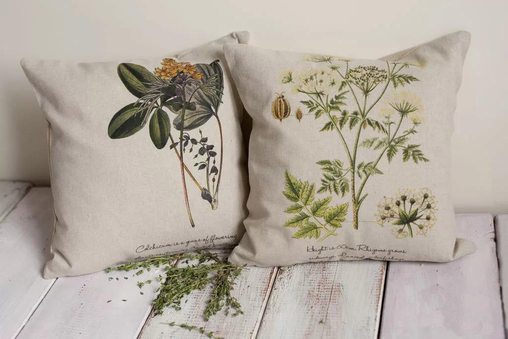 Ароматерапия: Как сделать подушку с травами для сна своими руками?