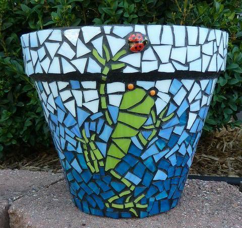 Как сделать из цветочного горшка произведение искусства: Топ 10 идей для декора