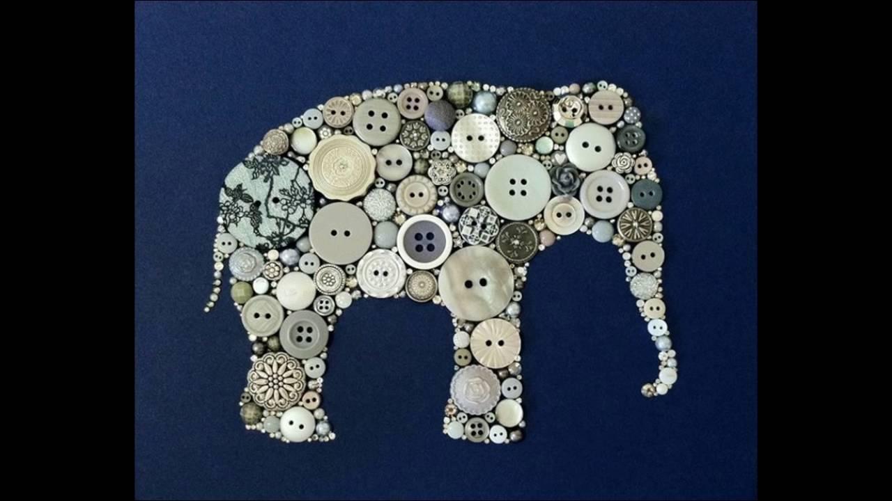 Как из подручных материалов создать произведение искусства?