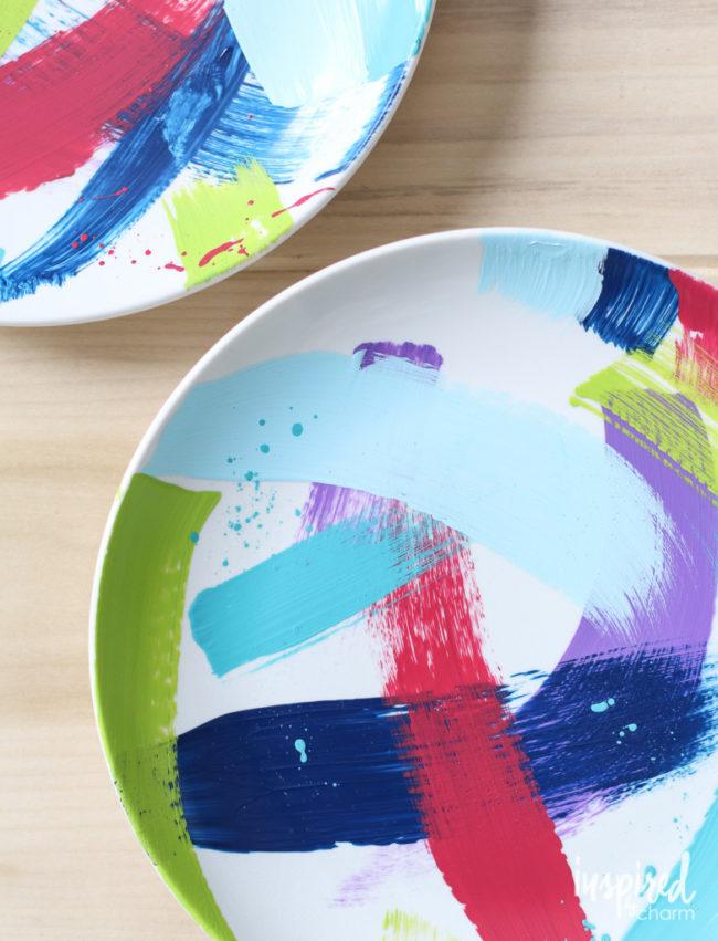 Роспись тарелок для начинающих: Простые и эффектные техники