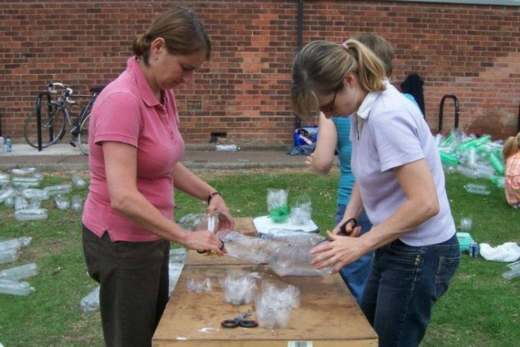 Как использовать пластик с максимальной пользой: Глобальные идеи — простое воплощение