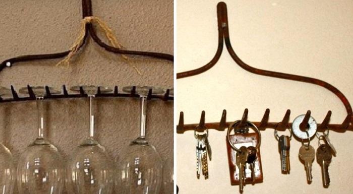 Как превратить старый хлам в уникальные предметы интерьера