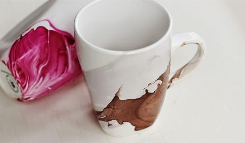 Что можно сделать из поврежденной чашки: Переделки и декор