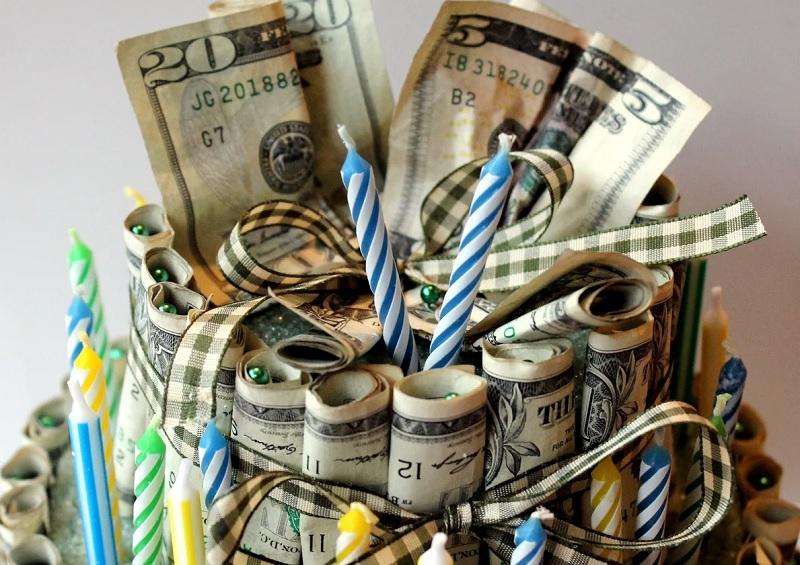 Дарим деньги красиво: 9 идей, которые покажут вашу креативность и заботу