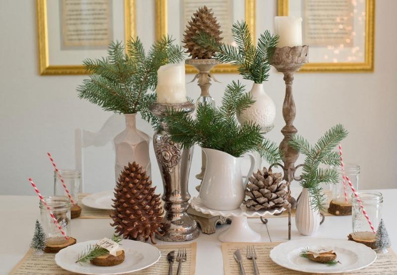 Новый год 2020: 8 шикарных идей украсить праздничный стол так, чтобы гости визжали от восторга