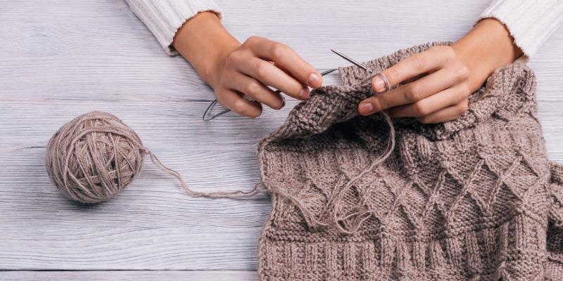 7 видов рукоделия, которые помогут укрепить здоровье в любом возрасте