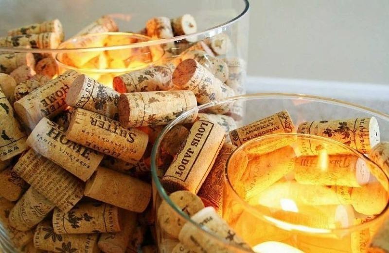 Еще шампанского и вина: невероятные вещи, которые можно сделать из обычных деревянных пробок