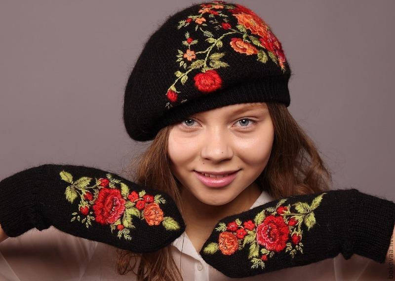 7 способов обновить старую шапку так, чтобы она вновь стала стильной и модной