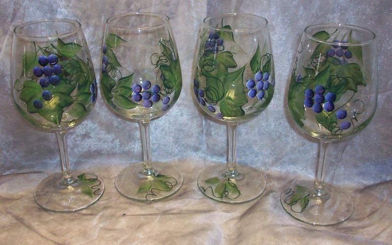 7 оригинальных способов украсить бокалы к празднику