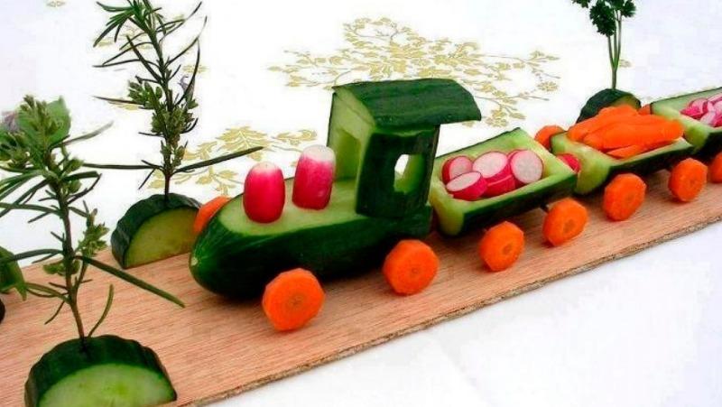5 поделок в детский сад, для которых пригодятся продукты из холодильника