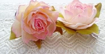 Как сделать розу из фоамирана? Мастер-класс и пошаговое фотоКак сделать розу из фоамирана? Мастер-класс и пошаговое фото