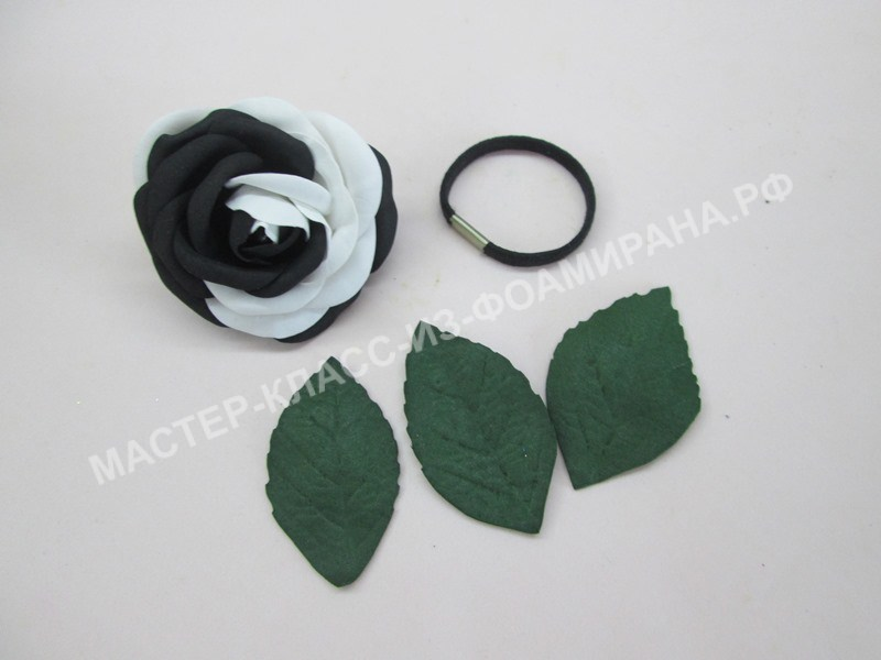 сборка роза