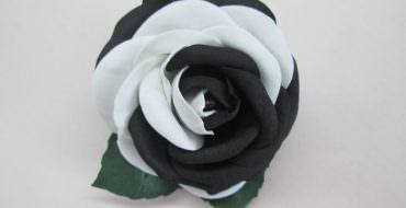 Резинки из фоамирана с цветами: пошаговый мастер-класс