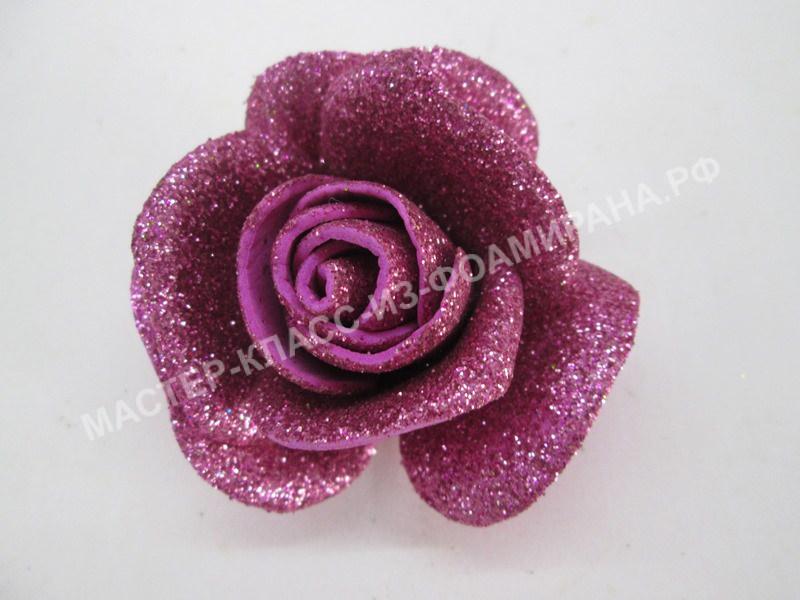формирования розы