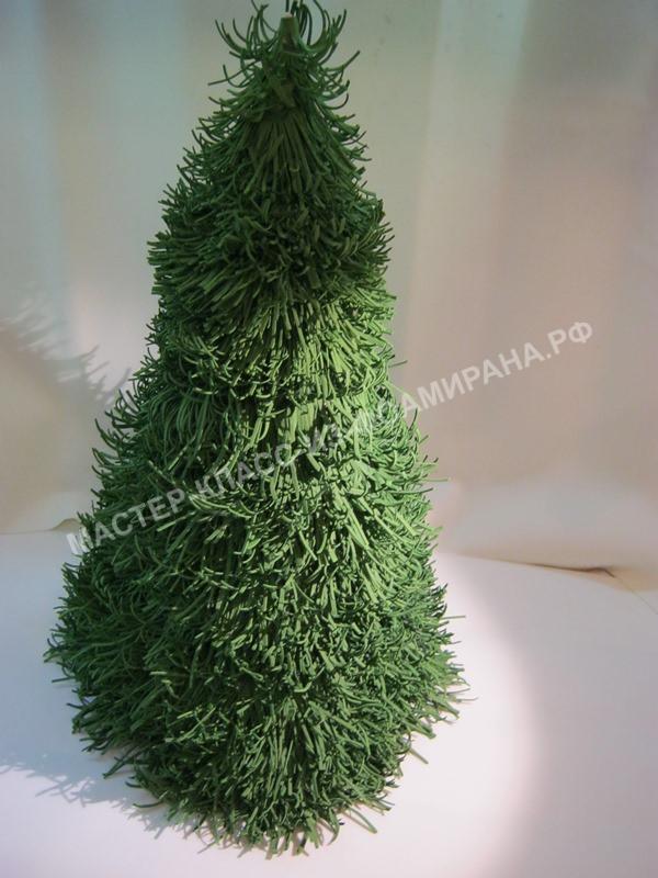 готовая елка