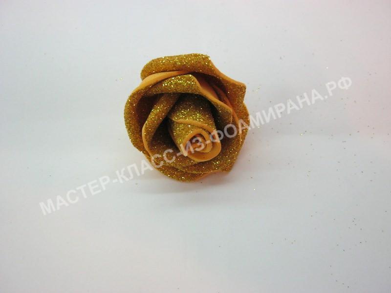 формирование розы