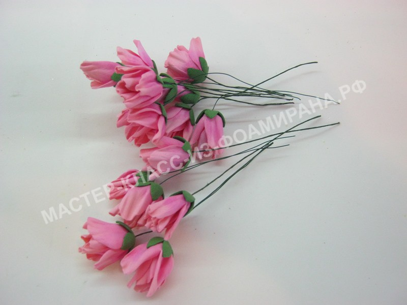 собираем цветочки